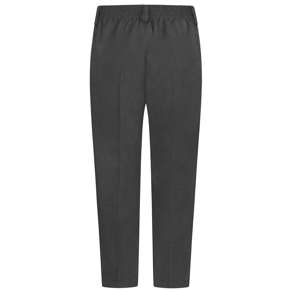 "GENEROUS FIT GIRLS SCHOOL TROUSERS 5//6 UPTO 38/"" WAIST"