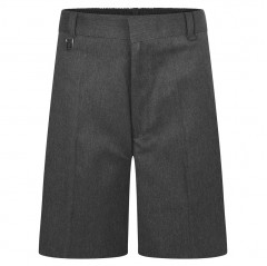 standard fit school shorts (3-13 yrs)