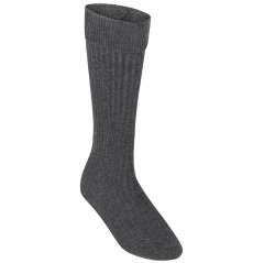 boys turnover top ribbed socks (pack of 3)