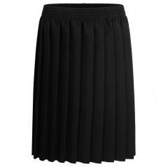 knife pleat school skirt