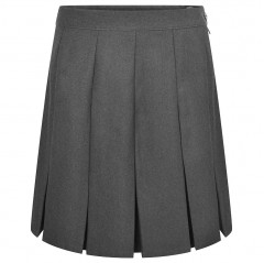 stitched down box pleat skirt (waist 24-38)