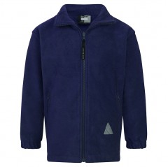 polar fleece jacket (22-34'')