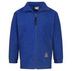 polar fleece school jacket (36-44'')