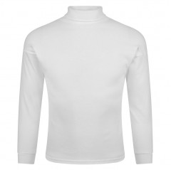 school polo neck jumper (22-36'')