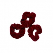 sale - velvet scrunchie