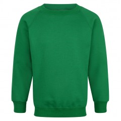 crew neck school sweatshirt (superior quality)